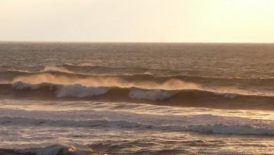 Wind report FR, Lacanau Océan - La Nord (33) du 2013-02-24 16:00:00