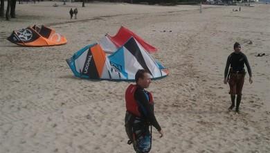 Wind report FR, Andernos - Le Betey (33) du 2013-03-10 13:00:00