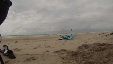 Wind report FR, Lacanau Océan - La Nord (33) du 2013-03-16 13:00:00