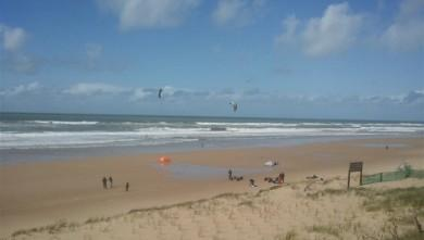 wind report FR, Lacanau Océan - La Nord (33) du 2013-03-17 13:00:00