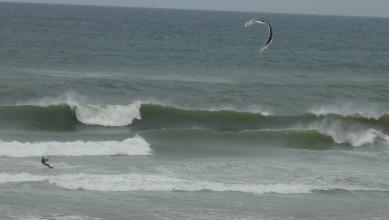 Wind report FR, Biscarrosse Plage (40) du 2013-03-16 12:00:00
