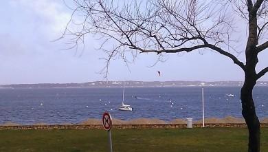 Wind report FR, Arcachon - Les Arbousiers (33) du 2013-04-09 10:00:00