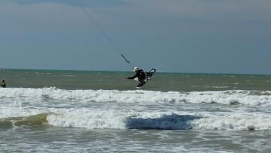 Wind report FR, Le Porge (33) du 2013-04-21 15:00:00