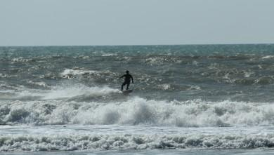 Wind report FR, Le Porge (33) du 2013-04-21 12:00:00