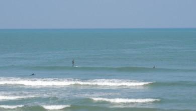 Surf report FR, Vieux Boucau (40) du 2013-04-21 10:00:00