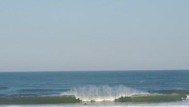 Surf report FR, Vieux Boucau (40) du 2013-04-24 10:00:00
