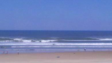 Surf report FR, Vieux Boucau (40) du 2013-04-24 13:00:00