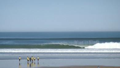 Surf report FR, Vieux Boucau (40) du 2013-04-25 10:00:00