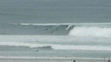 Surf report FR, Biscarrosse Plage (40) du 2013-05-08 11:00:00