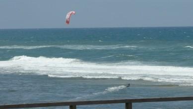 Wind report FR, Mimizan - Plage Garluche (40) du 2013-05-25 13:00:00