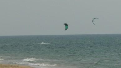 wind report FR, Mimizan - Plage Garluche (40) du 2013-07-12 19:00:00