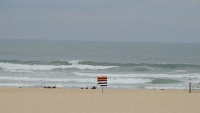wave report FR, Vieux Boucau (40) du 2013-07-27 16:00:00