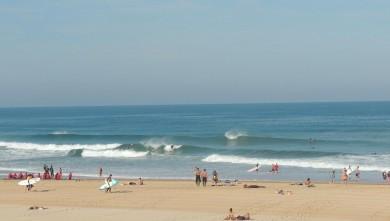 Surf report FR, Vieux Boucau (40) du 2013-07-31 10:00:00