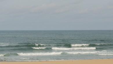 Surf report FR, Vieux Boucau (40) du 2013-08-02 09:00:00