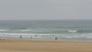 Surf report FR, Vieux Boucau (40) du 2013-08-01 10:00:00