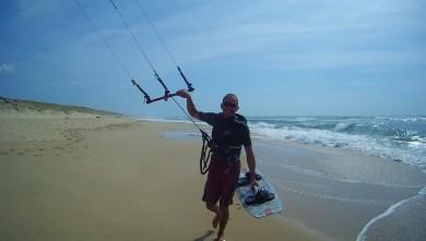 Wind report FR, Le Porge (33) du 2013-08-04 17:00:00
