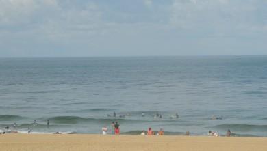 Surf report FR, Vieux Boucau (40) du 2013-08-08 10:00:00