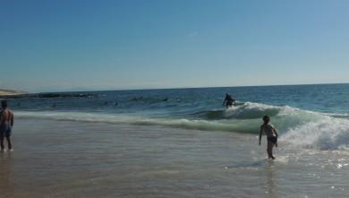 Surf report FR, Vieux Boucau (40) du 2013-08-09 16:00:00