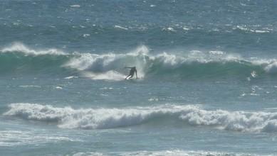 Wind report FR, Mimizan - Plage Garluche (40) du 2013-08-11 18:00:00