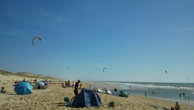 Wind report FR, Lacanau Océan - La Sud (33) du 2013-08-14 17:00:00
