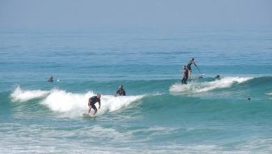 Surf report FR, Vieux Boucau (40) du 2013-08-18 12:00:00
