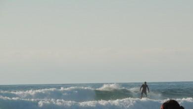 Surf report FR, Vieux Boucau (40) du 2013-08-18 19:00:00