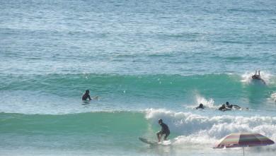 Surf report FR, Vieux Boucau (40) du 2013-08-17 10:00:00