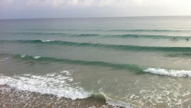 wave report IT, Vintimille (IT) du 2013-08-19 18:00:00