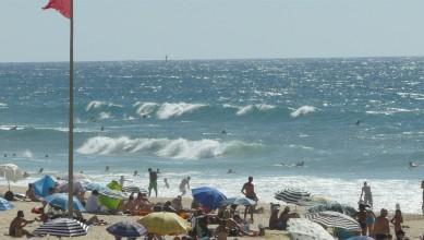 Wind report FR, Mimizan - Plage Garluche (40) du 2013-08-20 18:00:00