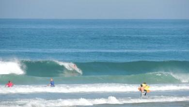 wave report FR, Seignosse - Le Penon (40) du 2013-08-21 10:00:00