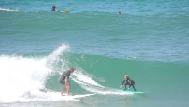 Surf report FR, Vieux Boucau (40) du 2013-08-21 12:00:00