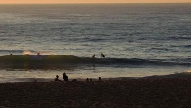Surf report FR, Vieux Boucau (40) du 2013-08-21 20:00:00