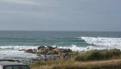 Surf report FR, La Mauvaise Grève (29) du 2013-08-24 09:00:00