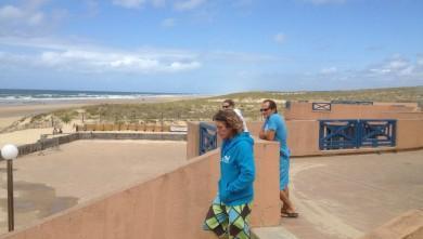 Wind report FR, Lacanau Océan - La Nord (33) du 2013-08-24 16:00:00