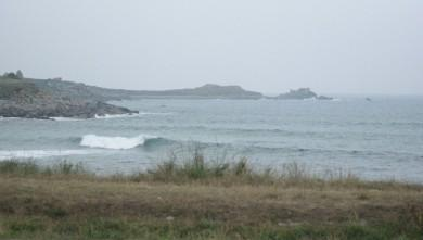 Surf report FR, La Mauvaise Grève (29) du 2013-08-26 11:00:00