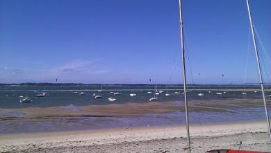 Wind report FR, Arcachon - Les Arbousiers (33) du 2013-09-10 15:00:00