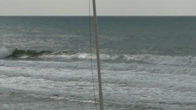 Wind report FR, Lacanau Océan - La Nord (33) du 2013-09-16 15:00:00
