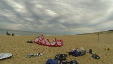 Wind report FR, Le Porge (33) du 2013-09-28 13:00:00