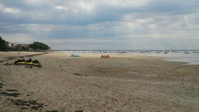 Wind report FR, Andernos - Le Betey (33) du 2013-09-29 14:00:00