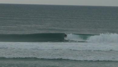 Surf report FR, Mimizan - Plage Garluche (40) du 2013-10-08 17:00:00