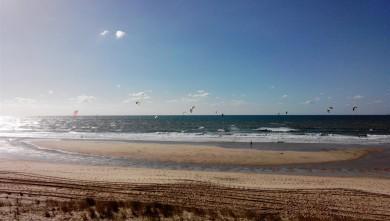 Wind report FR, Lacanau Océan - La Nord (33) du 2013-10-10 12:00:00