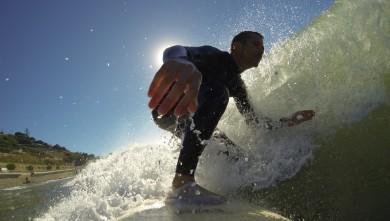 Surf report IT, Vintimille (IT) du 2013-10-11 10:00:00