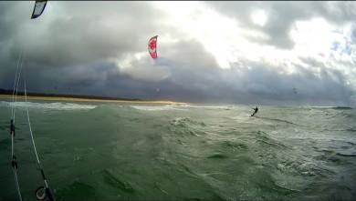 Wind report FR, La Lagune (33) du 2013-10-12 13:00:00