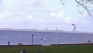 Wind report FR, Arcachon - Les Arbousiers (33) du 2013-10-14 12:00:00