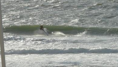 Wind report FR, Lacanau Océan - La Nord (33) du 2013-10-10 14:00:00