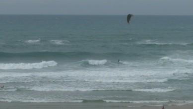 Wind report FR, Biscarrosse Plage (40) du 2013-10-21 15:00:00