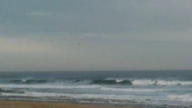 Surf report FR, Vieux Boucau (40) du 2013-10-21 15:00:00