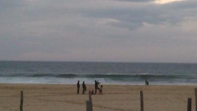 Surf report FR, Vieux Boucau (40) du 2013-10-22 18:00:00