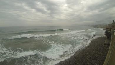 Surf report IT, Vintimille (IT) du 2013-10-23 09:00:00