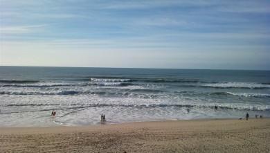 Surf report FR, Carcans Océan (33) du 2013-10-31 13:00:00